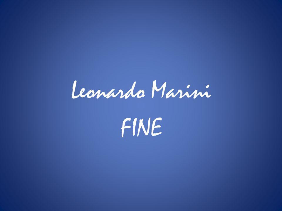 Leonardo Marini FINE