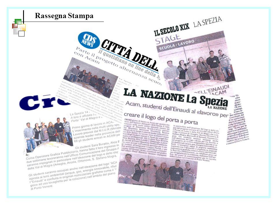 Il Logo e lo Slogan del Porta a Porta in Val di Magra e Lerici sono stati condivisi con i Comuni interessati dal nuovo servizio di raccolta domiciliare dei rifiuti.