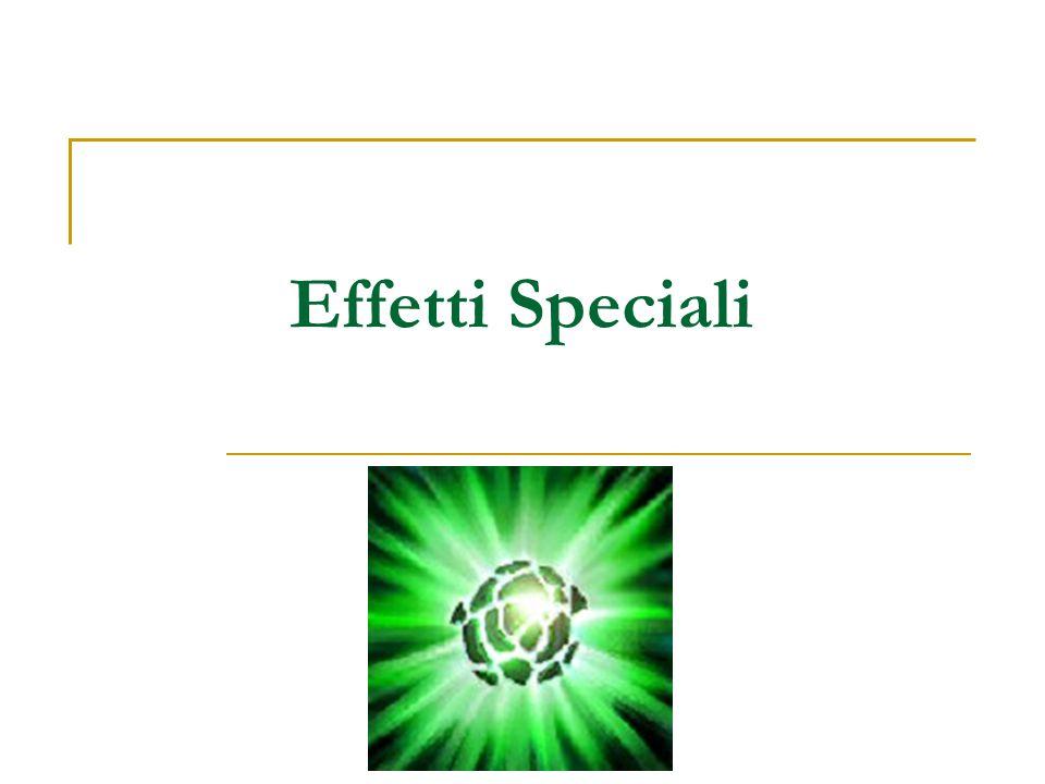 Effetti Speciali
