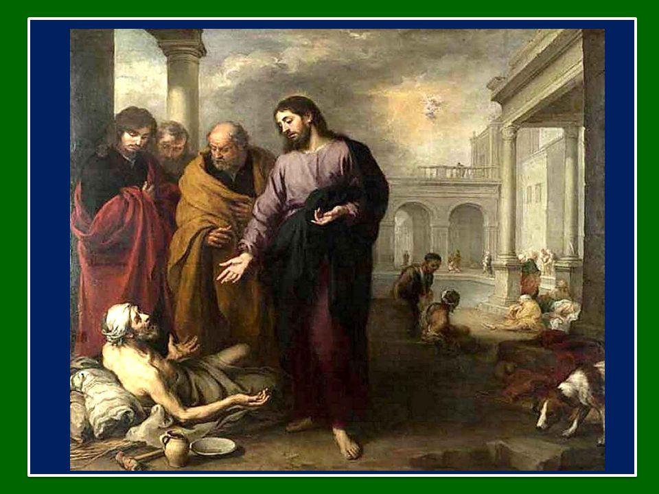 L'episodio del paralitico perdonato e guarito (Mc 2,1-12).