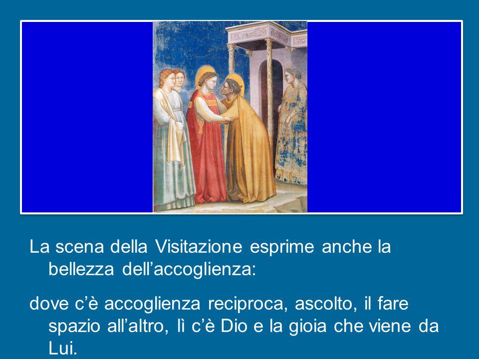 L'Arca, che conteneva le tavole della Legge, la manna e lo scettro di Aronne (cfr Eb 9,4), era il segno della presenza di Dio in mezzo al suo popolo.