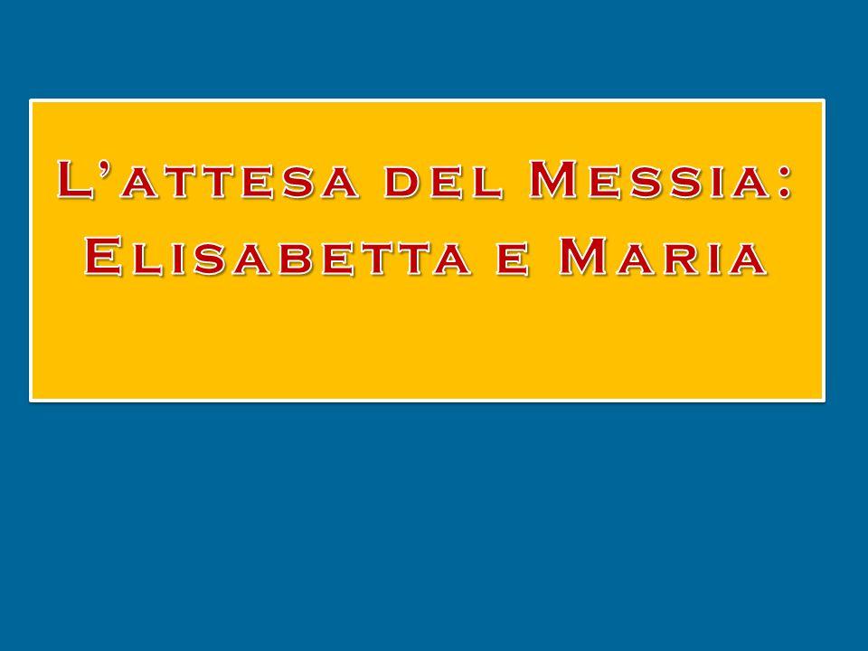 In questa IV domenica di Avvento, che precede di poco il Natale del Signore, il Vangelo narra la visita di Maria alla parente Elisabetta.
