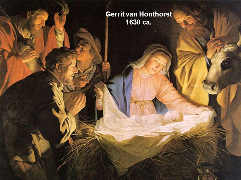 Gerrit van Honthorst 1630 ca.