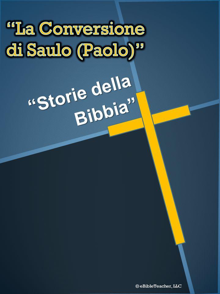 """Storie della Bibbia"" © eBibleTeacher, LLC"