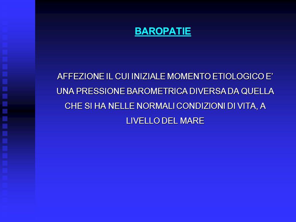 CLASSIFICAZIONE (in funzione del meccanismo patogenetico) 1.