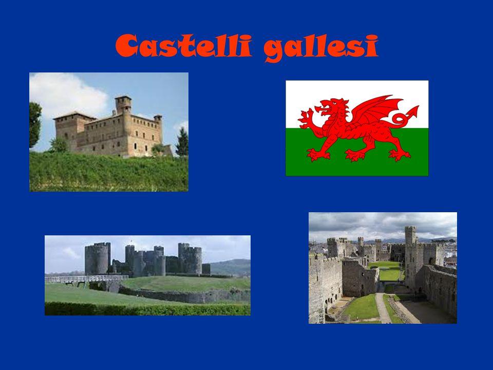 Castelli gallesi