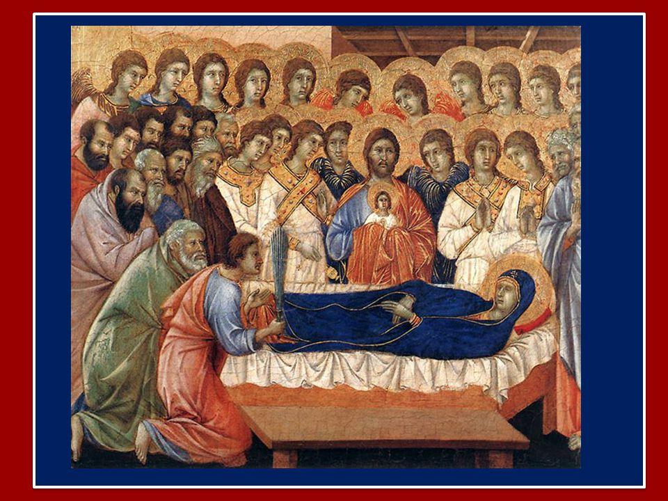 Tale memoria, però, affonda le sue radici nella fede dei primi secoli della Chiesa.