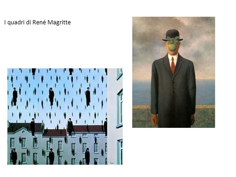 I quadri di René Magritte