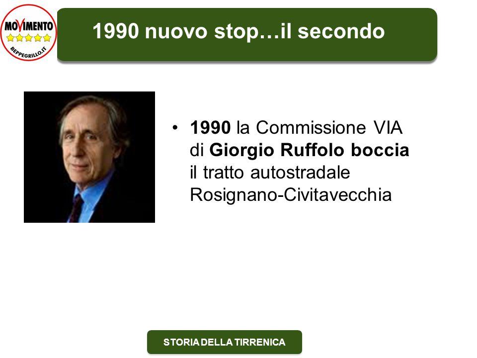STORIA DELLA TIRRENICA Antonio Bargone : chi era costui.
