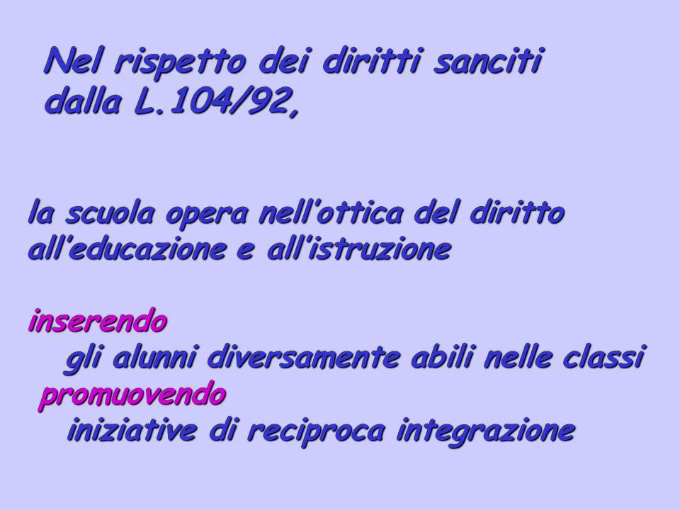 Educazione alla cittadinanza Educazione stradale Educazione ambientale Educazione alla salute Educazione alimentare Educazione all'affettività Aspetti formativi