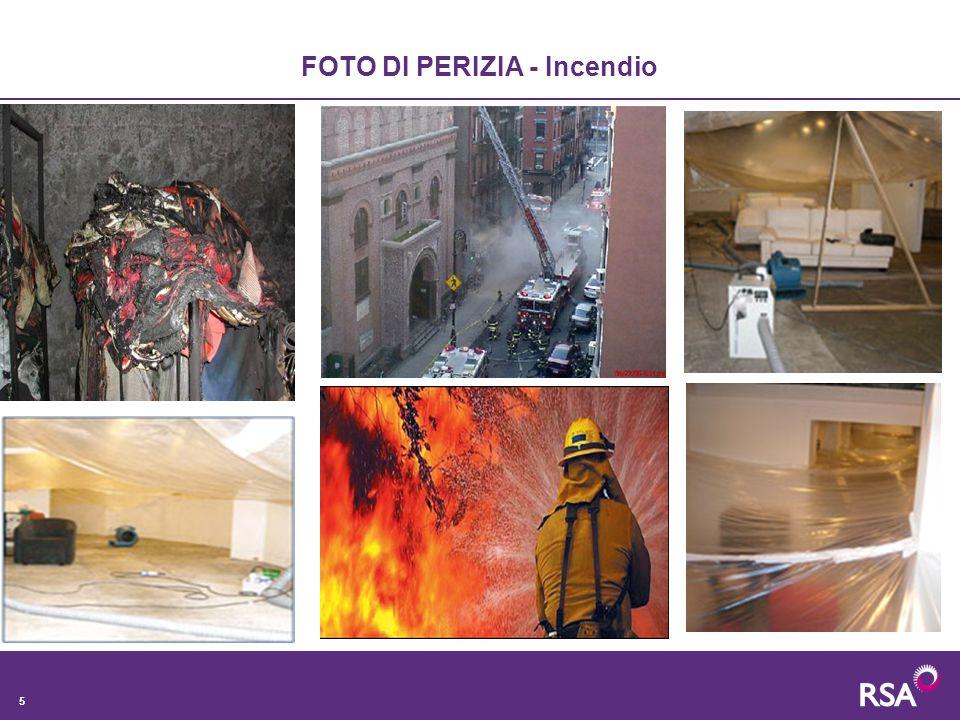 5 FOTO DI PERIZIA - Incendio