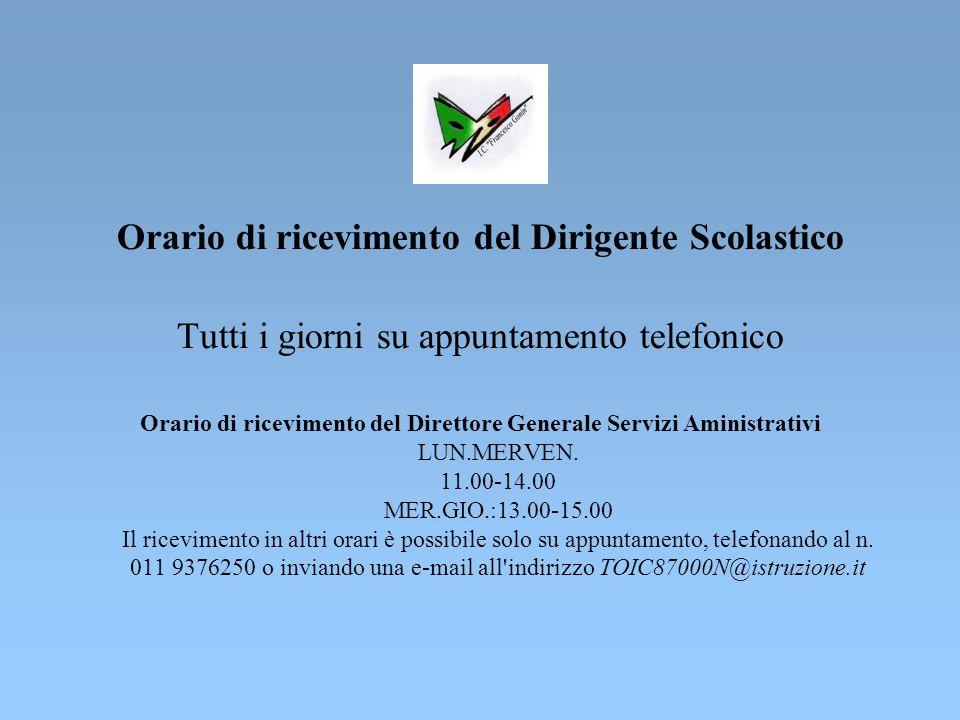 Privacy L'Istituto ha adottato le misure previste alla normativa della Legge sulla Privacy (DL 196/2003).