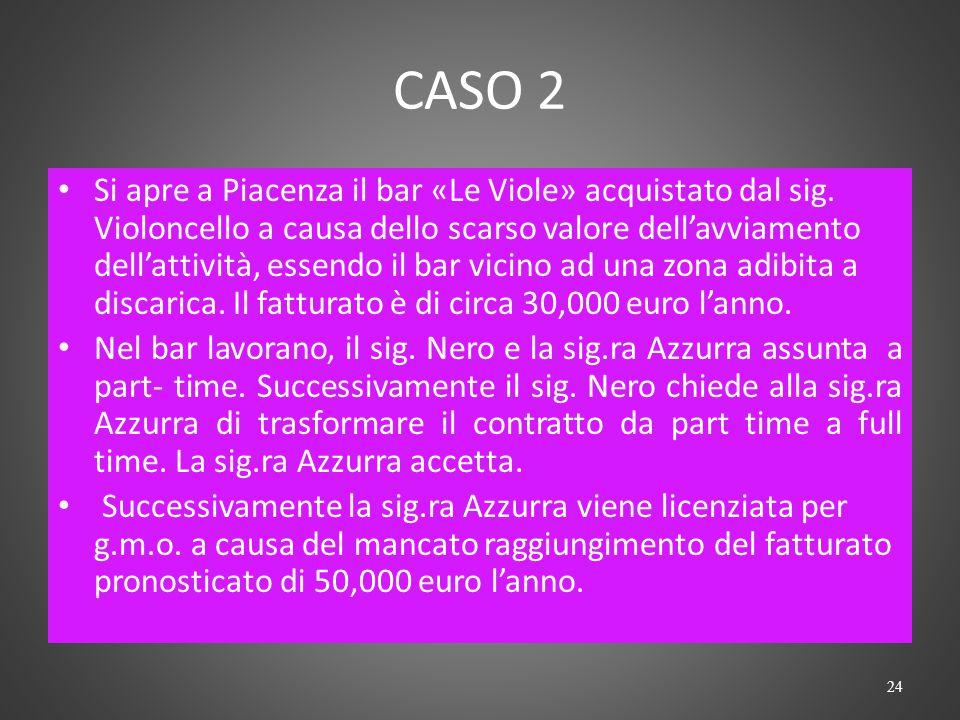 CASS. N.22535/2008 La scelta di un organizzazione di lavoro più flessibile, perché maggiormente rispondente alle esigenze datoriali, legittima il lice