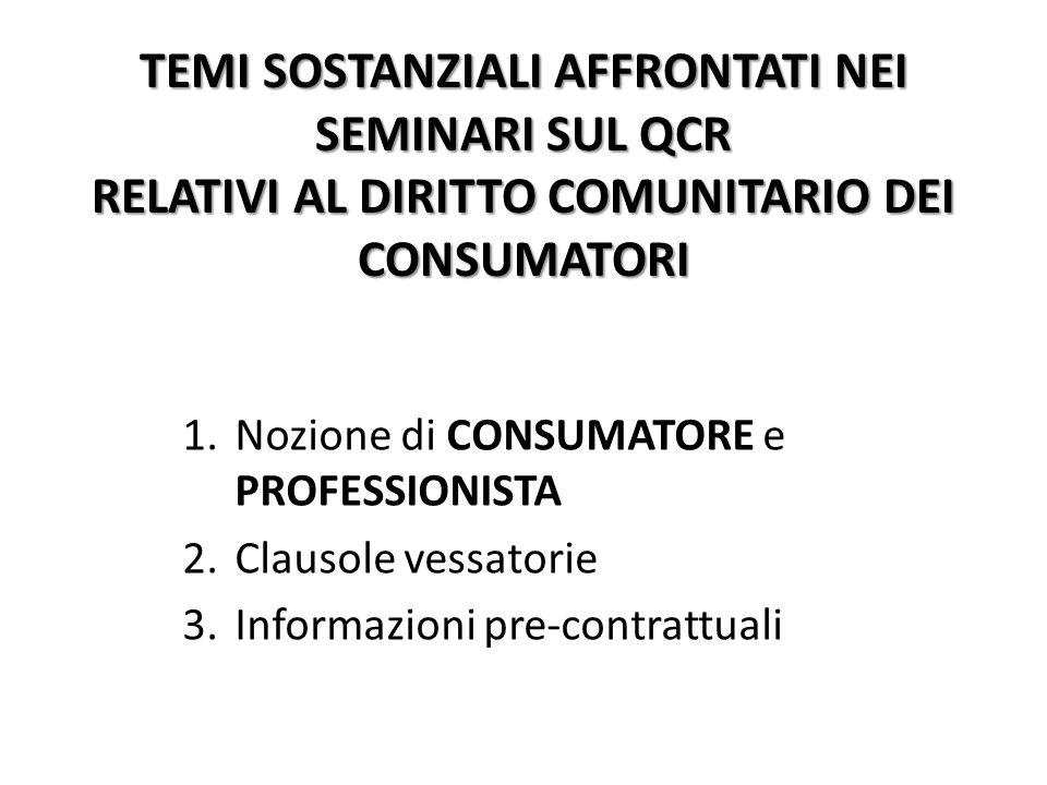 DIRITTO DELLE ASSICURAZIONI Obbligo di divulgazione (per il richiedente) Obbligo di divulgazione (per l'assicuratore) Termine di nullità.