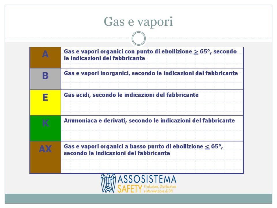 Gas e vapori