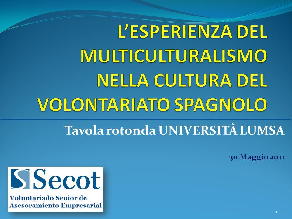  SECOT è una associazione nata nel 1989 su iniziativa del Circolo degli Imprenditori e con l'appoggio del Consiglio Superiore delle Camere di Commercio e dell'Azione Sociale Imprenditoriale.