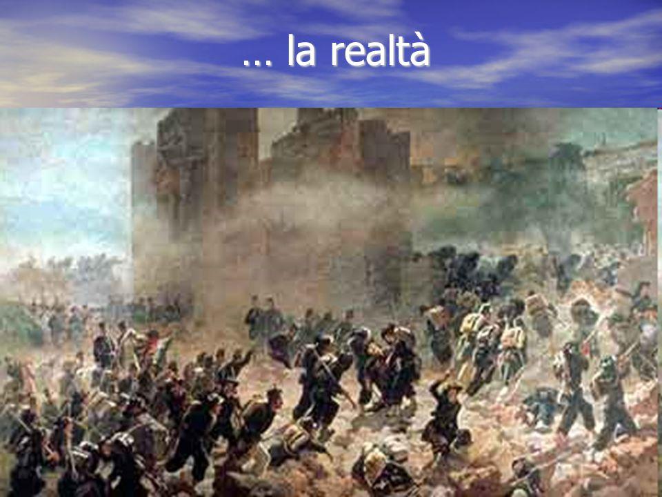 … la realtà