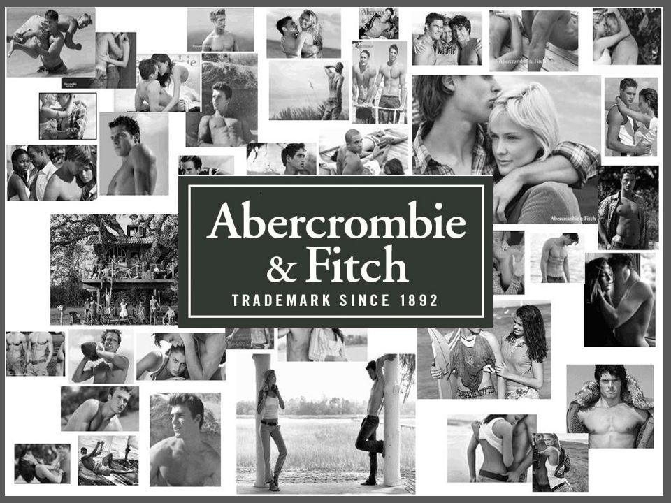 LE ORIGINI DEL MARCHIO Abercrombie & Fitch è un rivenditore americano fondato il 4 giugno 1892 da David T.