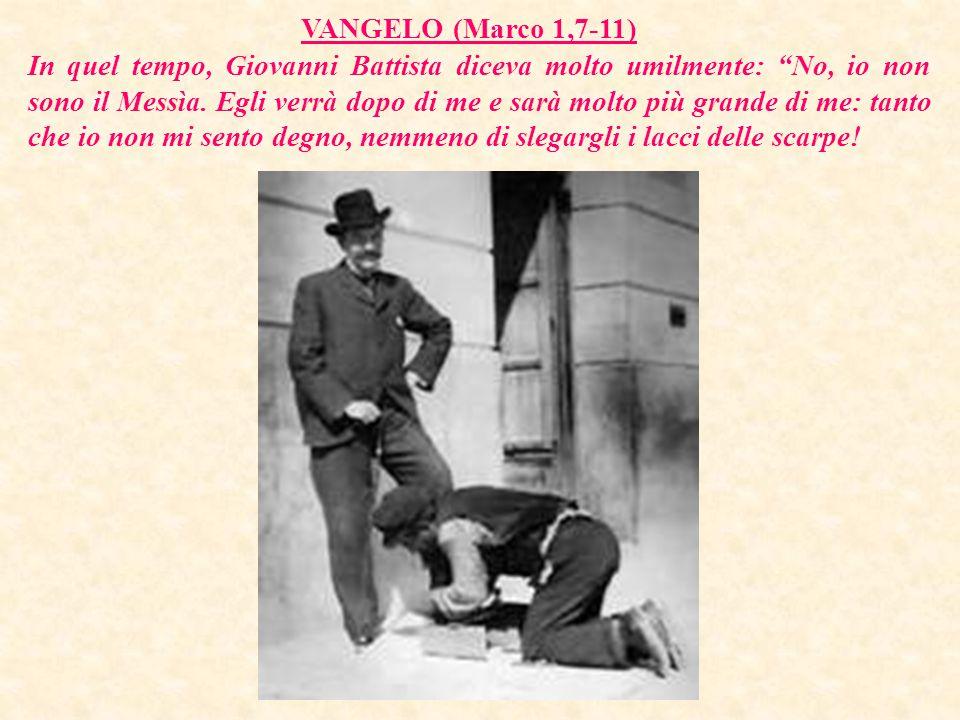 E poi se crediamo alle testimonianze degli uomini, perchè non dovremmo credere alla testimonianza di Dio? Quando Gesù è stato battezzato nell'ACQUA in