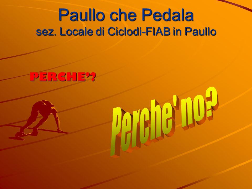 PERCHE'?