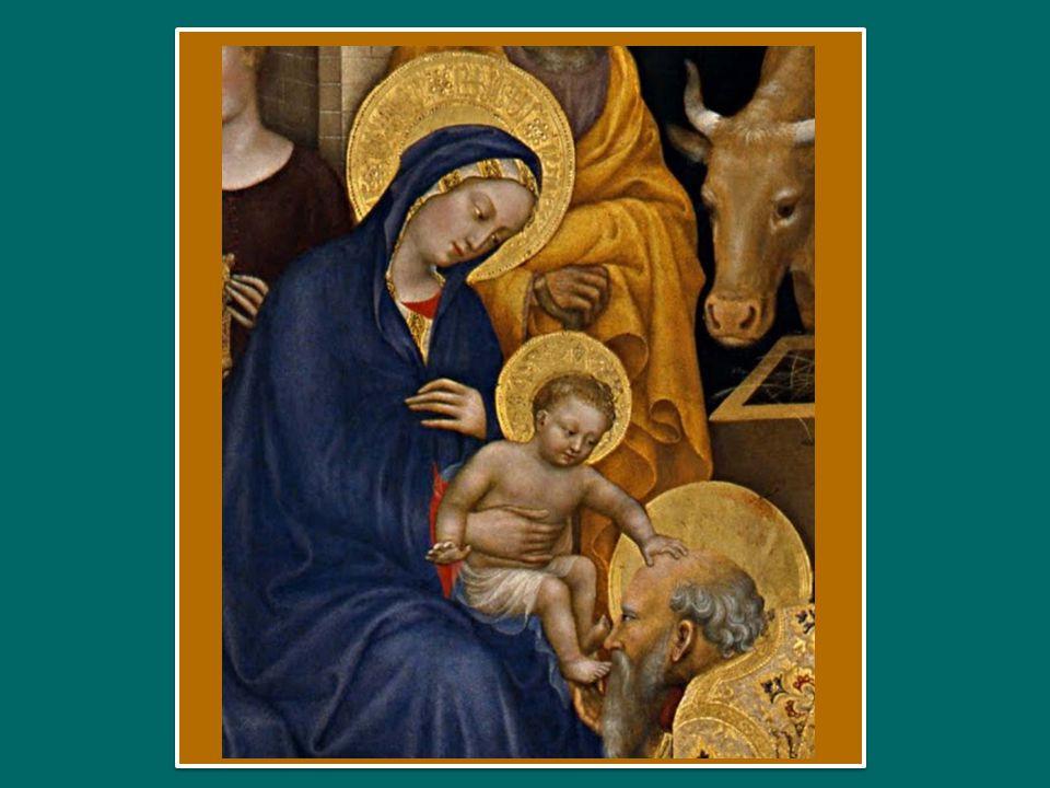 E' un accostamento che fa riflettere anche dal punto di vista della fede: da una parte, a Natale, davanti a Gesù, vediamo la fede di Maria, di Giuseppe e dei pastori; oggi, nell'Epifania, la fede dei tre Magi, venuti dall'Oriente per adorare il re dei Giudei.