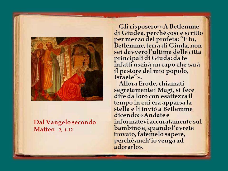 La fede di Maria diventa la primizia e il modello della fede della Chiesa, Popolo della Nuova Alleanza.