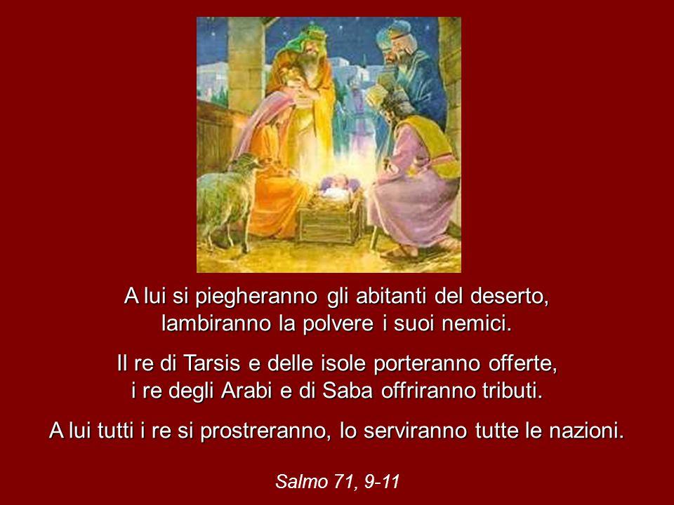 Dice il Signore, il redentore di Israele, il suo Santo, a colui la cui vita è disprezzata, al reietto delle nazioni, al servo dei potenti: «I re vedra