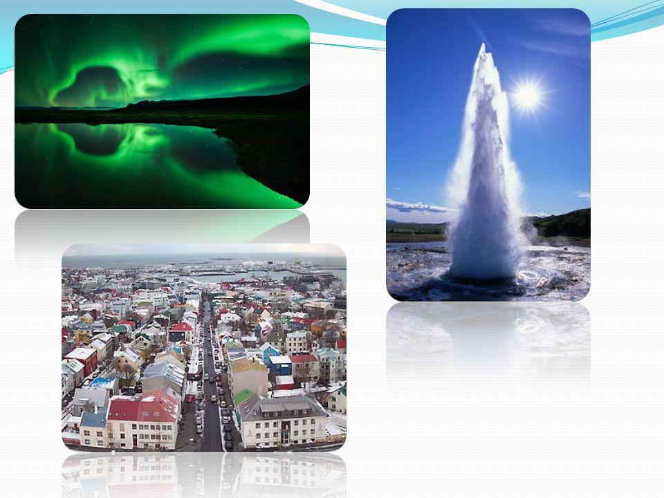 ordinamento politico L' Islanda è una repubblica parlamentare È suddivisa in 8 regioni