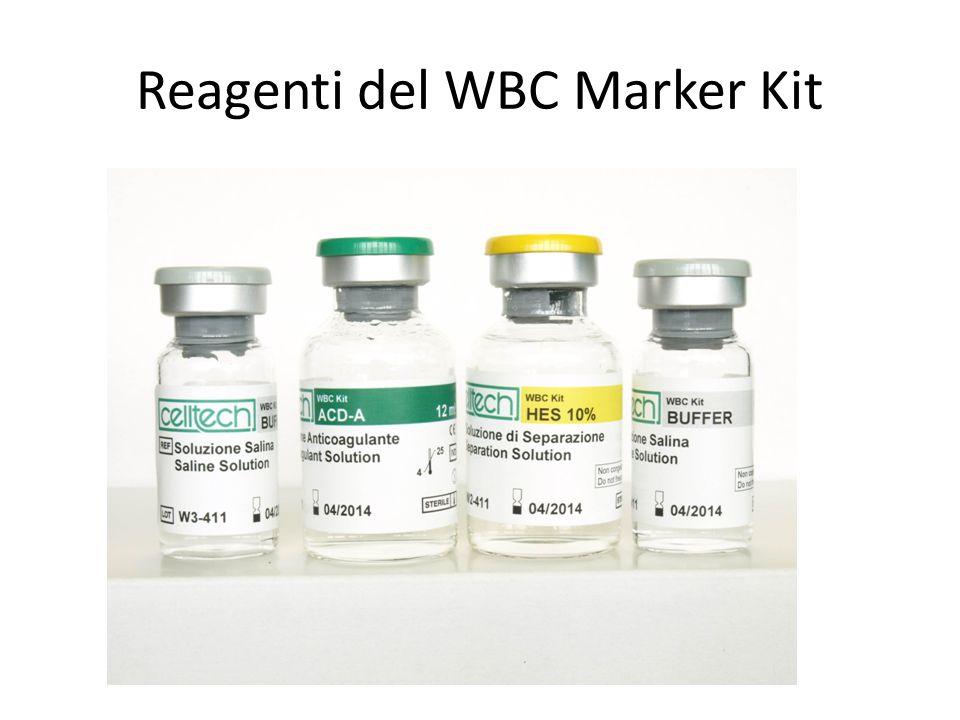 Reagenti del WBC Marker Kit