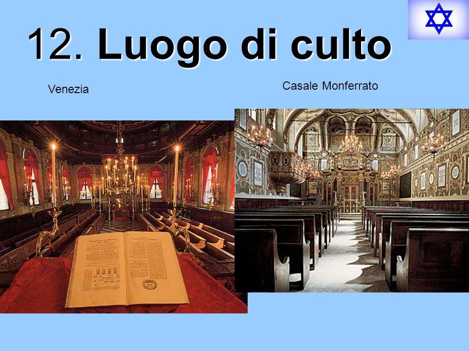 12. Luogo di culto Venezia Casale Monferrato