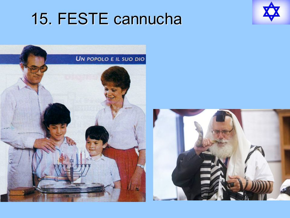 15. FESTE cannucha