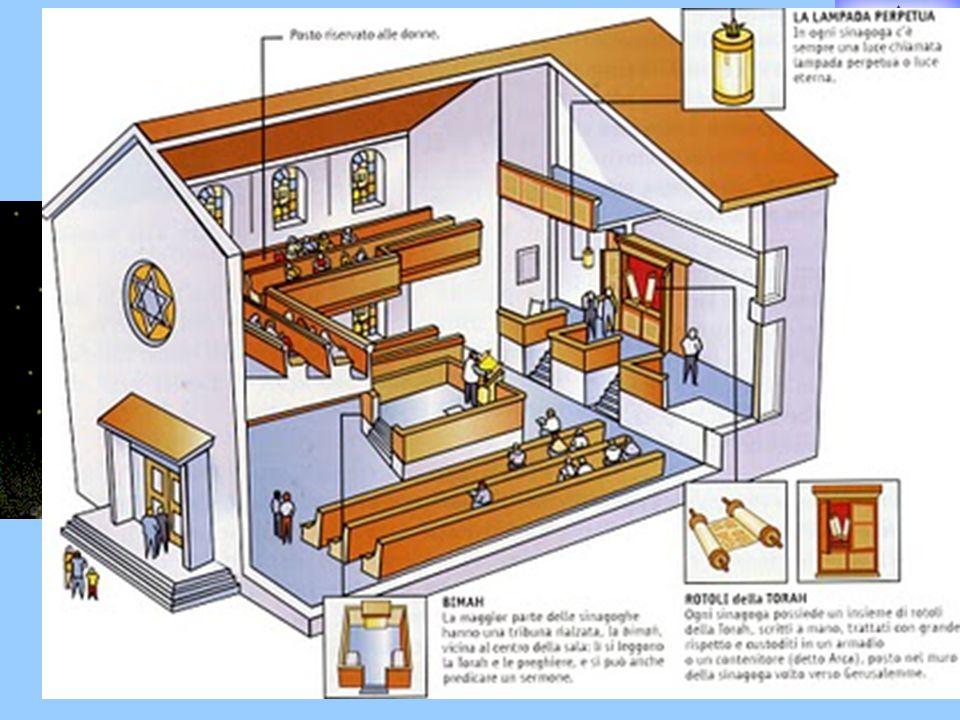 12. Luogo di culto - Sinagoga TriesteRoma Firenze