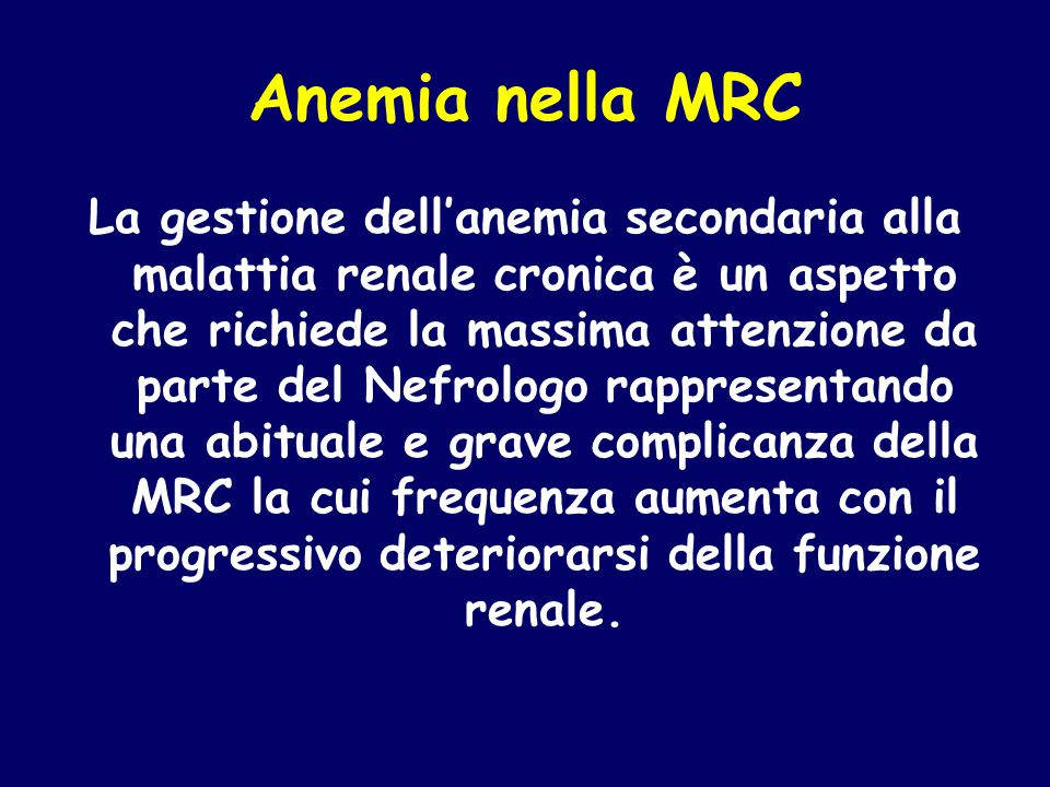 Locatelli, Del Vecchio, Casartelli N ENGL MED 362; 7 Feb 18, 2010 Nearly half these patients received darbepoetin alfa (the mean dose was not reported); this cannot be considered true placebo Given that the mean achieved hemoglobin level in the control group (10.6g per deciliter)… there is no evidence that we should stop treating anemia