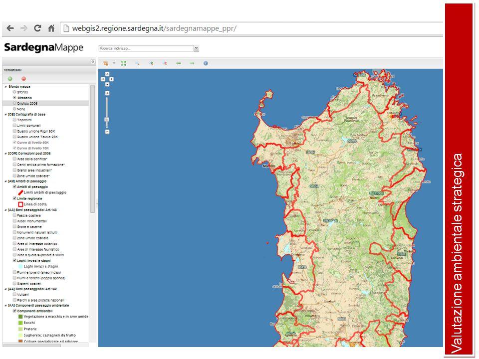 Valutazione ambientale strategica – Documento di scoping Esempio di scheda redatta per l'analisi ambientale Scheda n° 4: SuoloSuolo