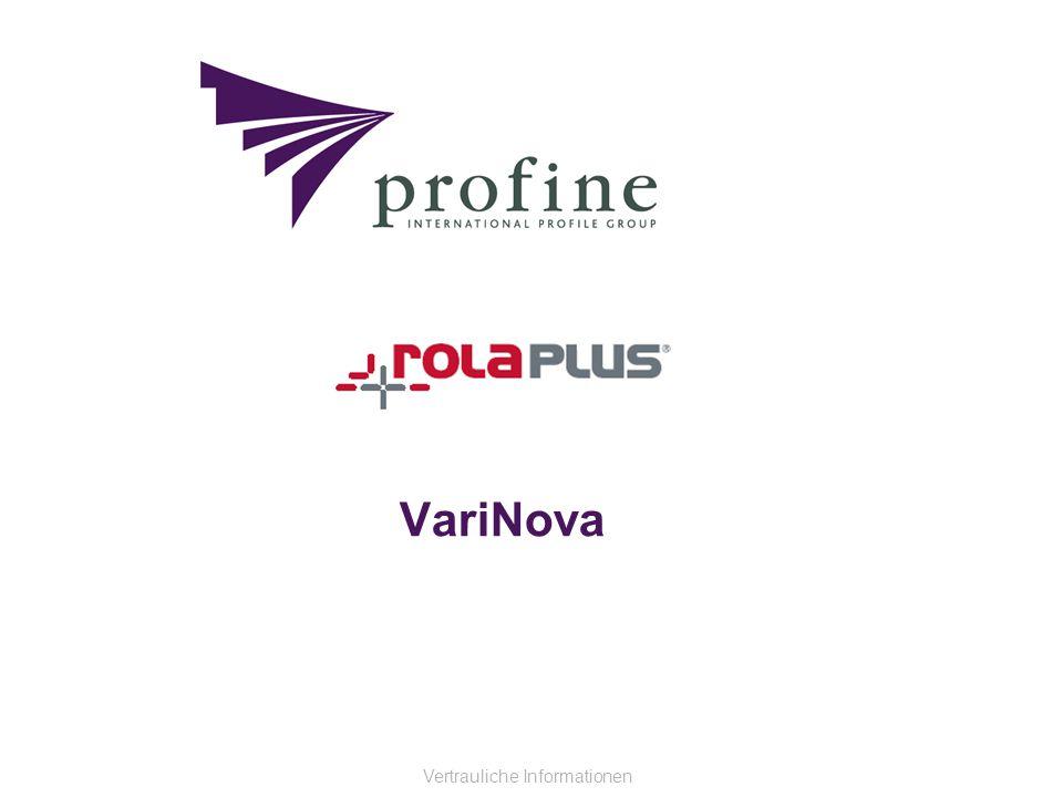 Vertrauliche Informationen VariNova