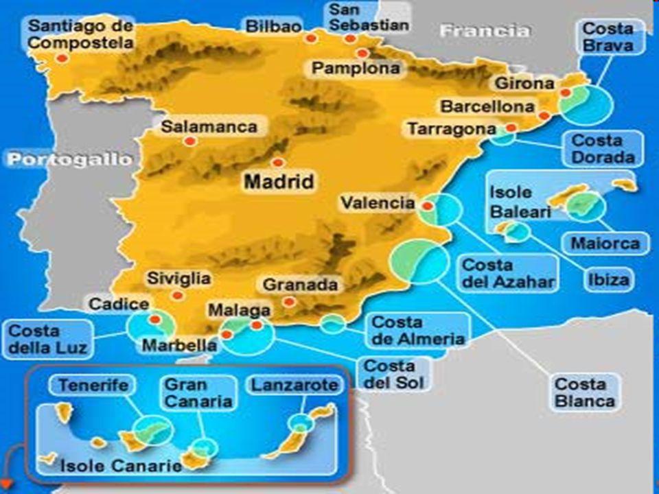 Lingue della Spagna Gruppi etnici La popolazione è costituita in massima parte da spagnoli appartenenti a diversi gruppi etnico-linguistici (castigliani, catalano-valenciani, galiziani, baschi, ecc) e da una minoranza di stranieri che, agli inizi del 2008, rappresentava oltre l 11% della popolazione globale: 5,2 milioni su 46 milioni circa[2].