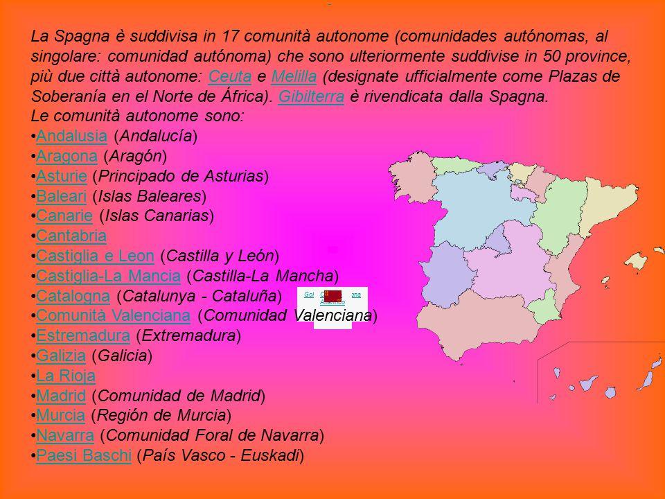 Lingue Lingua ufficiale è il castigliano (noto anche come spagnolo).
