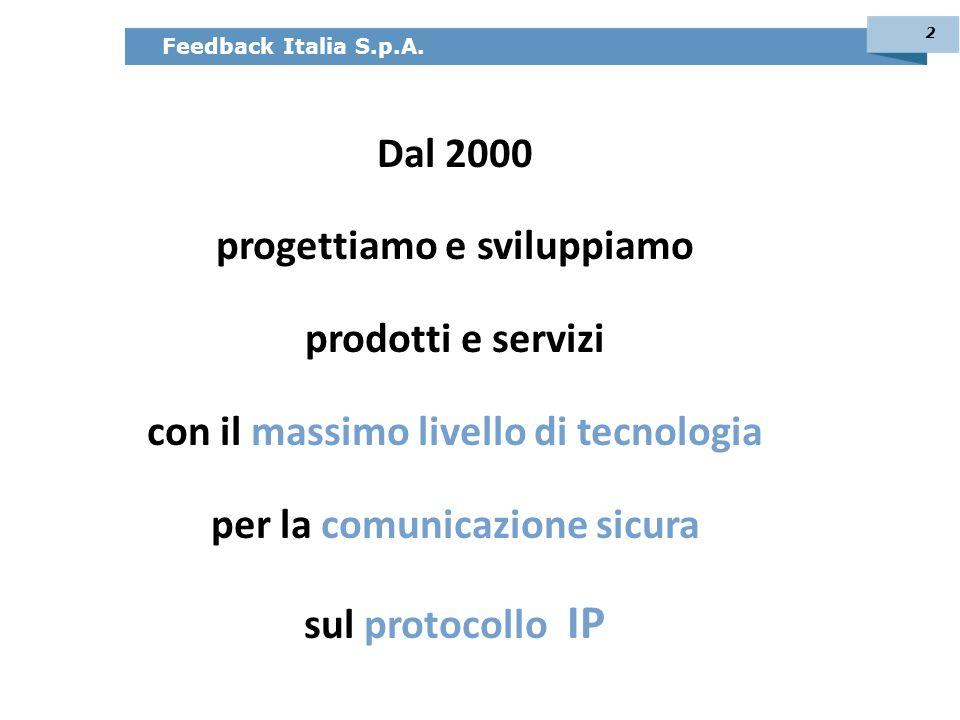 Feedback Italia S.p.A.