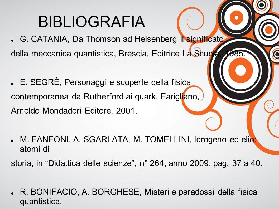 BIBLIOGRAFIA G.