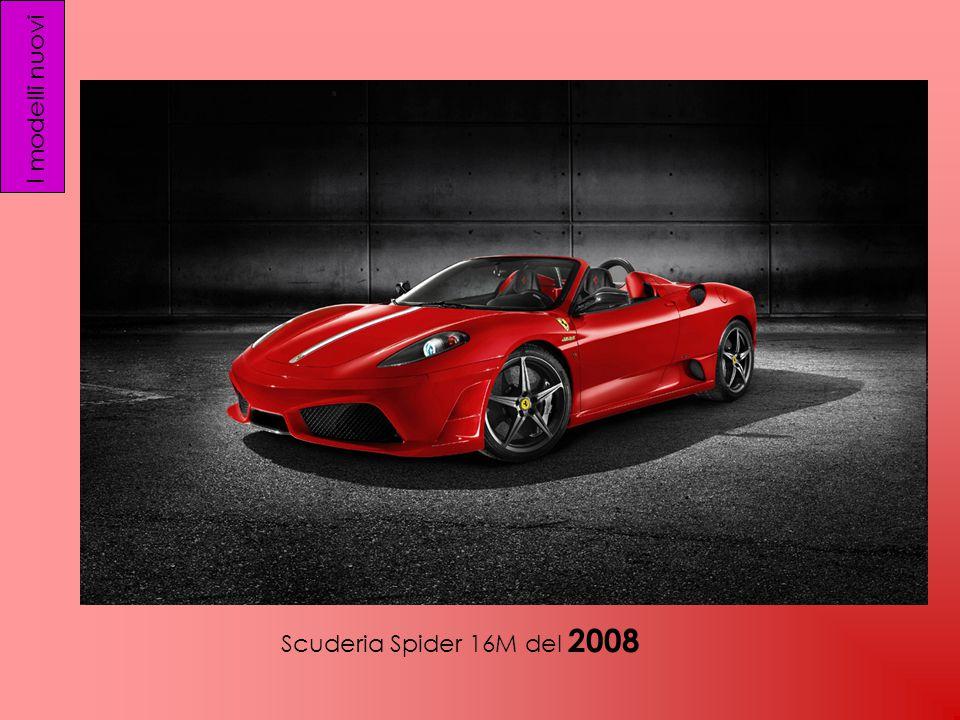 Scuderia Spider 16M del 2008