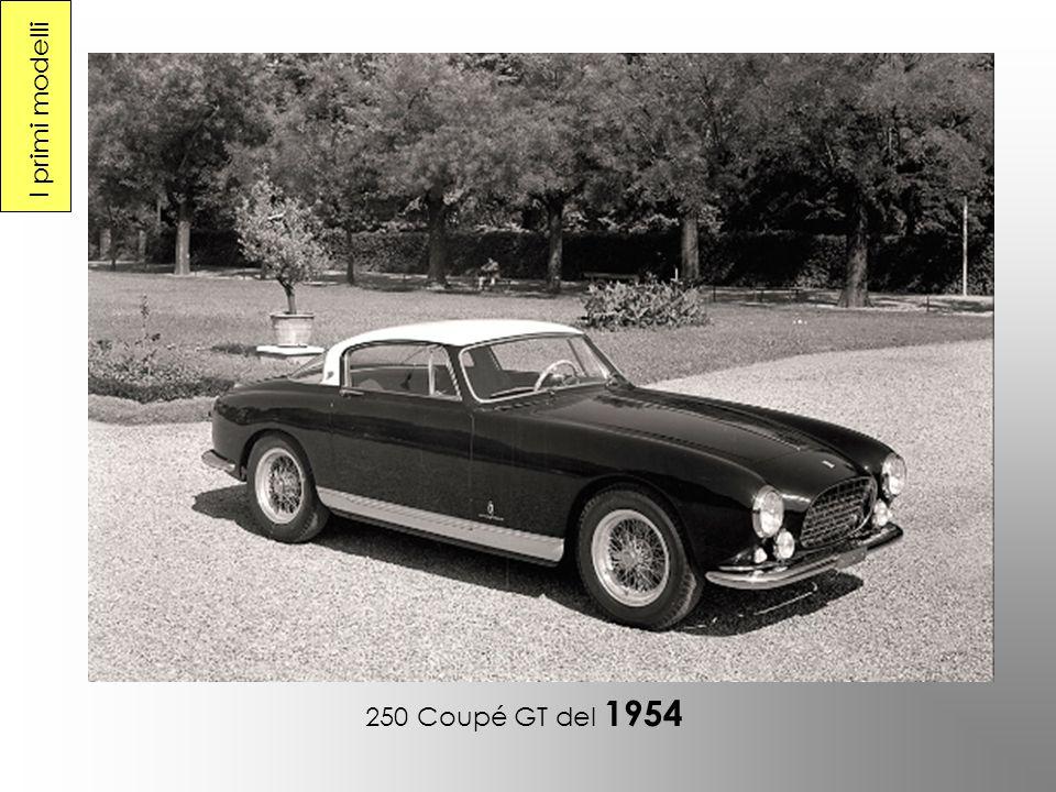 250 Coupé GT del 1954