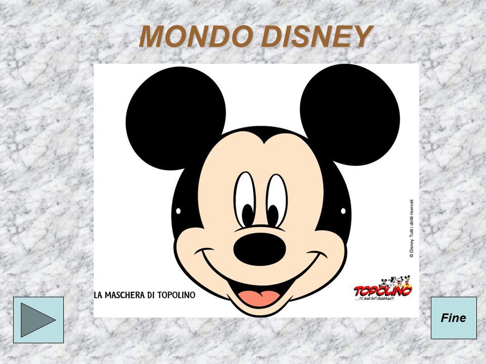 MONDO DISNEY Fine