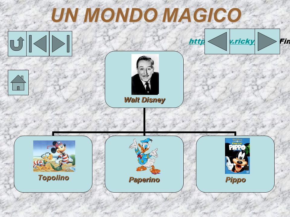 UN MONDOMAGICO UN MONDO MAGICO http://www.rickypm.tk/Fine
