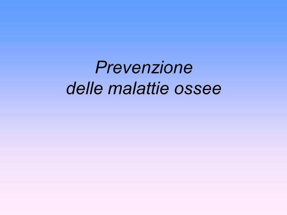 La prevenzione o profilassi è l adozione di tutte quelle misure che evitano l insorgere delle malattie.