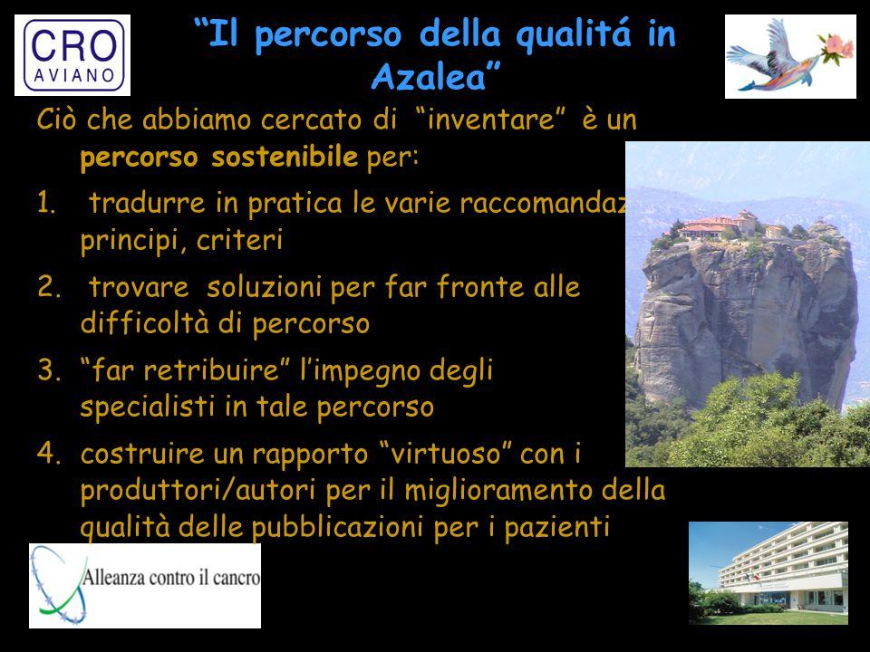 """9 Ciò che abbiamo cercato di """"inventare"""" è un percorso sostenibile per: 1. tradurre in pratica le varie raccomandazioni, principi, criteri 2. trovare"""