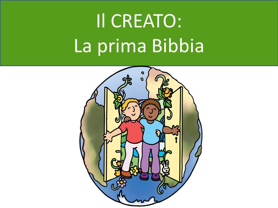 Il CREATO: La prima Bibbia
