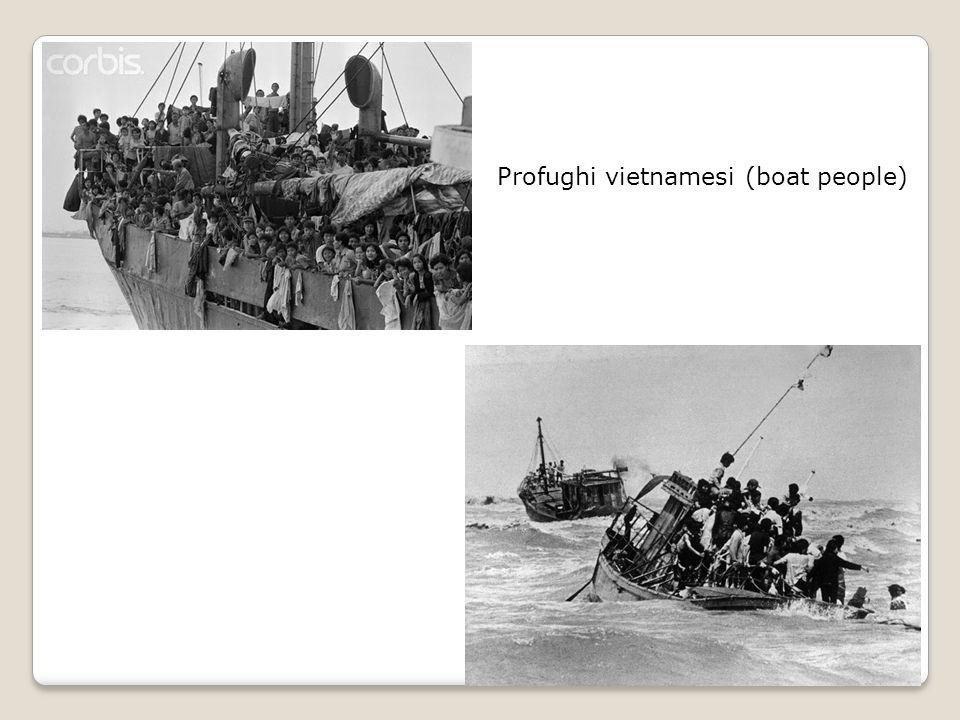Profughi vietnamesi (boat people)