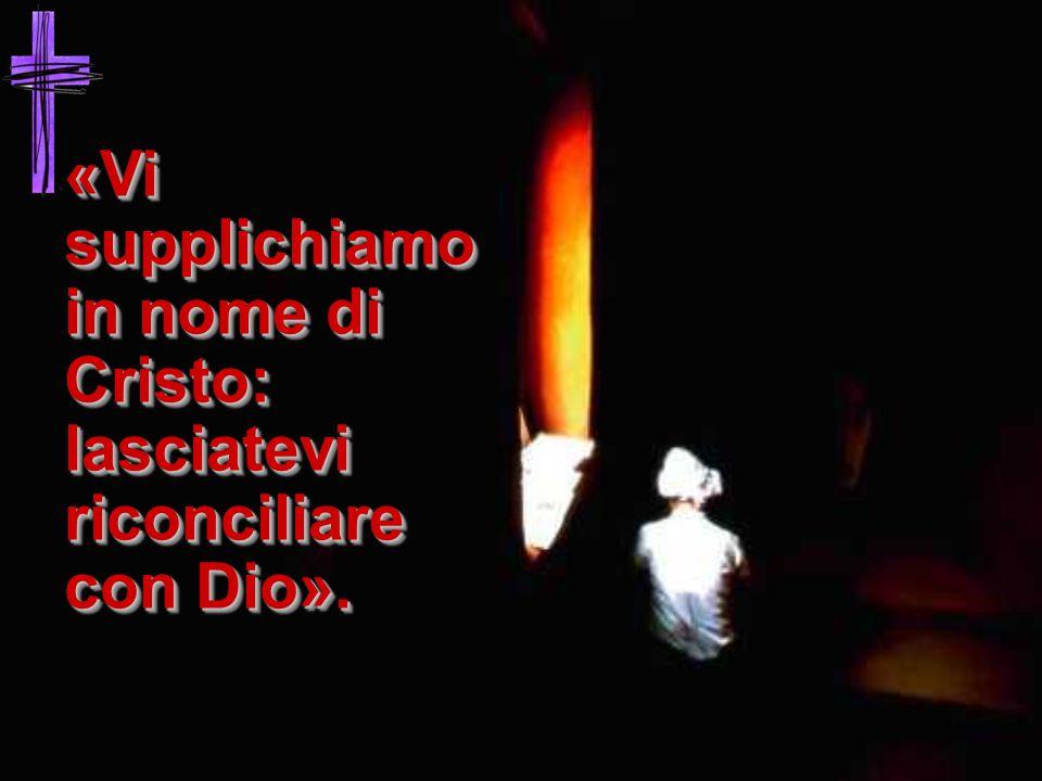 Dalla seconda lettera di san Paolo apostolo ai Corinzi Dalla seconda lettera di san Paolo apostolo ai Corinzi