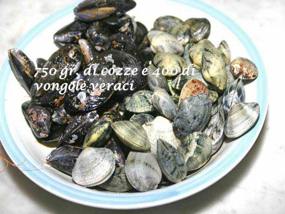 ½ Kg. di cicale di mare o scampi