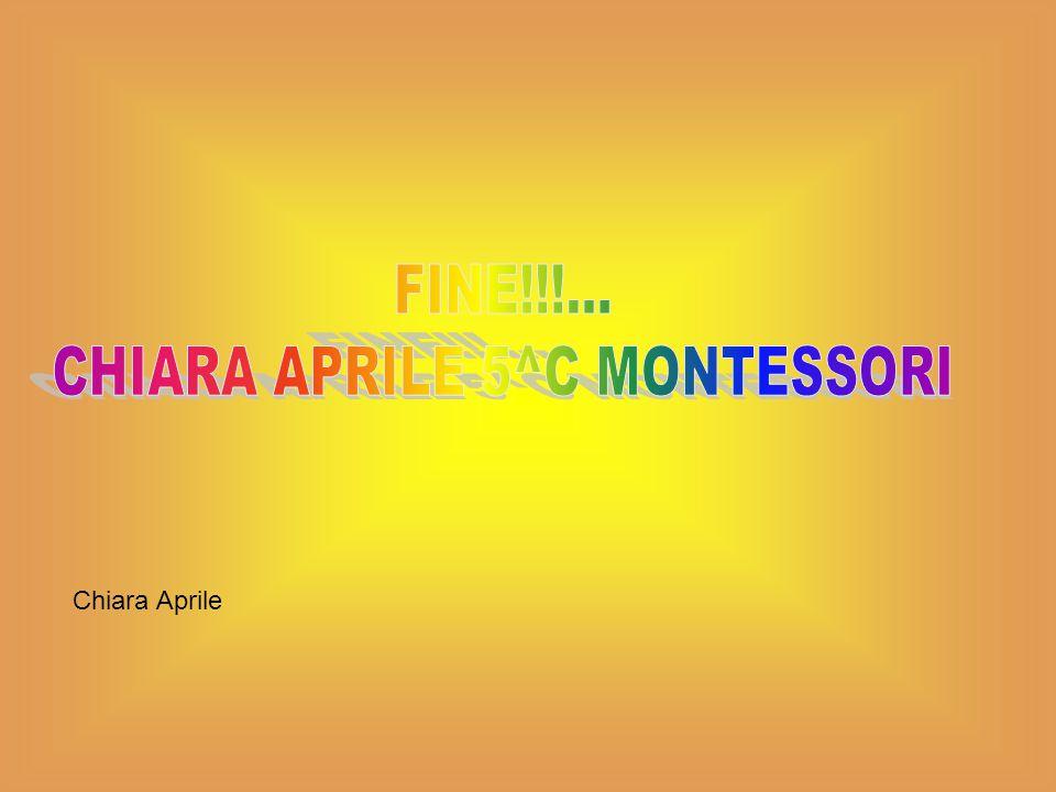 Chiara Aprile